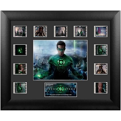Green Lantern Series 2 Mini Montage Film Cell