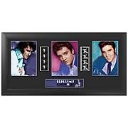 Elvis Presley 35th Anniversary Series 1 Triple Film Cell