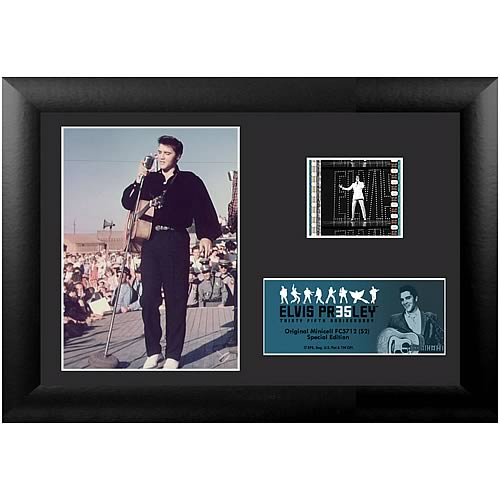 Elvis Presley 35th Anniversary Special Edition Mini Cell