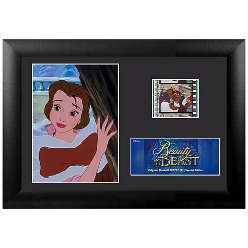 Disney Beauty and the Beast Series 1 Mini Film Cell