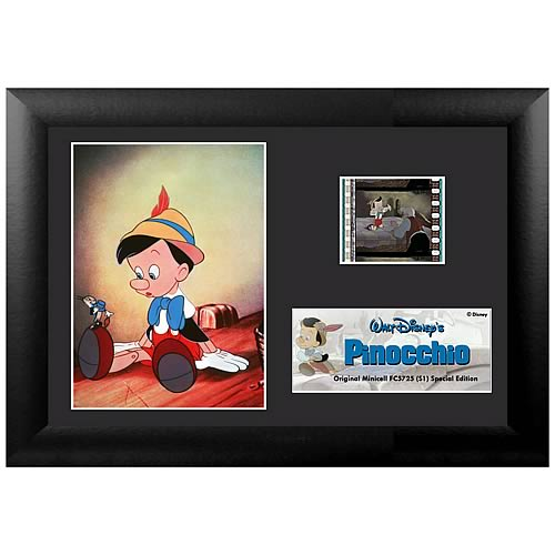 Disney Pinocchio Series 1 Mini Cell