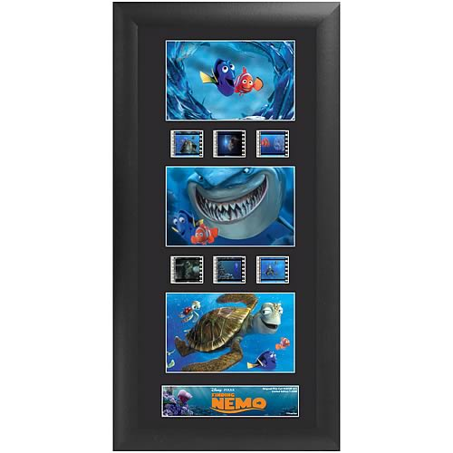 Finding Nemo Series 1 Trio Film Cell