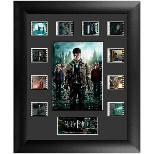 Harry Potter Deathly Hollows Part 2 Mini Montage Film Cell