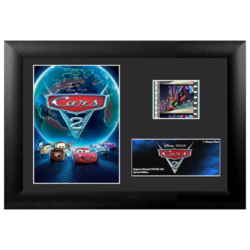 Cars 2 Series 6 Mini Cell