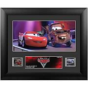 Cars 2 Series 1 Single Film Cell