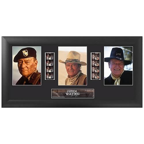 John Wayne Series 2 Triple Film Cell