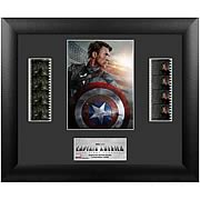 Captain America Movie Series 2 Double Film Cell