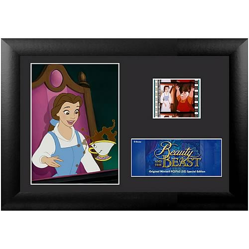 Beauty and the Beast Series 2 Special Edition Mini Cell