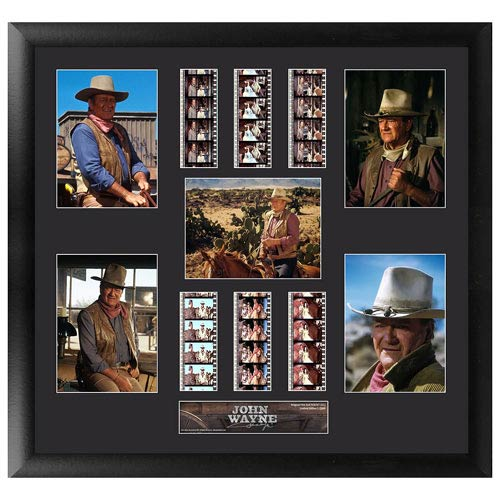 John Wayne Series 1 Montage Film Cell
