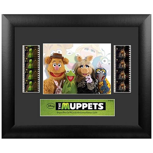 The Muppets Series 1 Double Film Cell