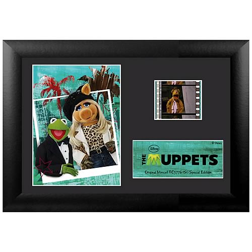 The Muppets Series 1 Mini Cell