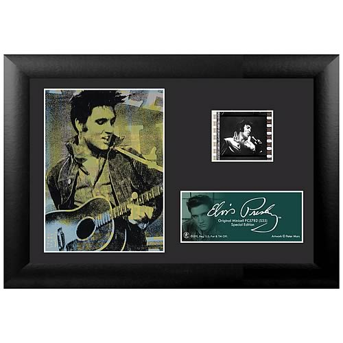 Elvis Presley Series 35 Mini Film Cell