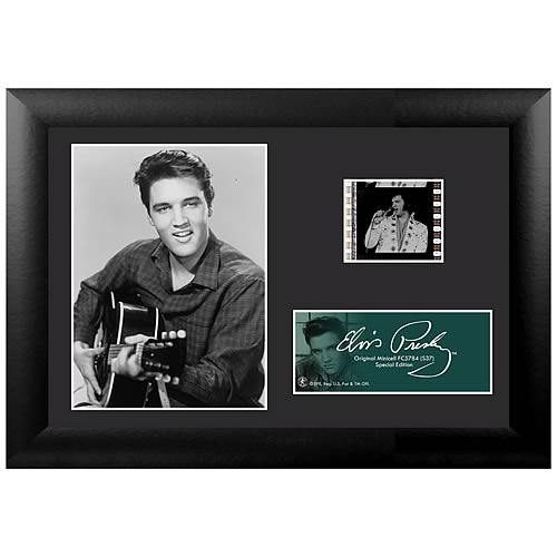 Elvis Presley Series 37 Mini Film Cell