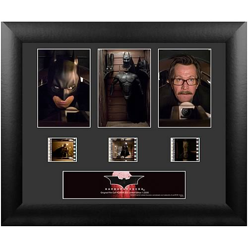 Batman Begins Series 3 Standard Triple Film Cell