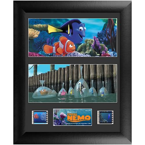 Finding Nemo Series 3 Double Film Cell
