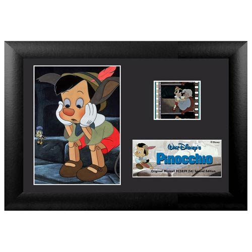 Pinocchio Series 4 Mini Cell