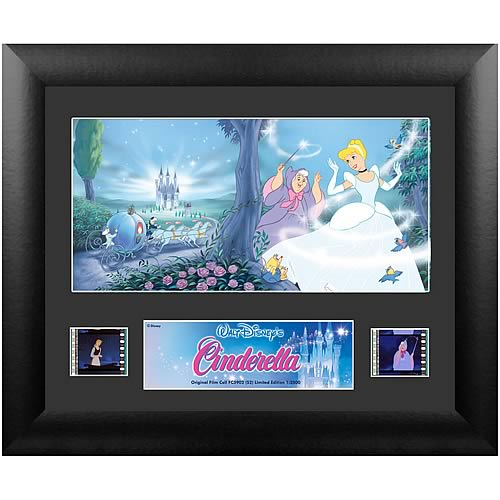Cinderella Series 2 Single Film Cell