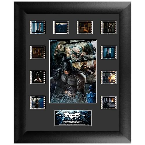 Batman Dark Knight Rises Series 4 Mini-Montage Film Cell