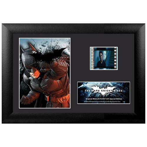 Batman The Dark Knight Rises Series 7 Mini Cell