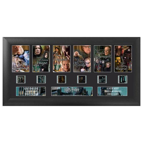 Harry Potter Series 1 Teachers Deluxe Film Cell