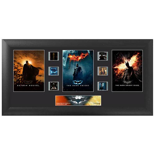 Batman The Dark Knight Series 1 Trilogy Film Cell