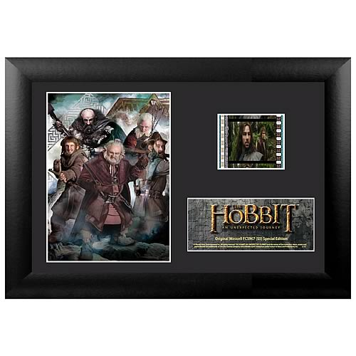 The Hobbit: An Unexpected Journey Series 5 Mini Film Cell
