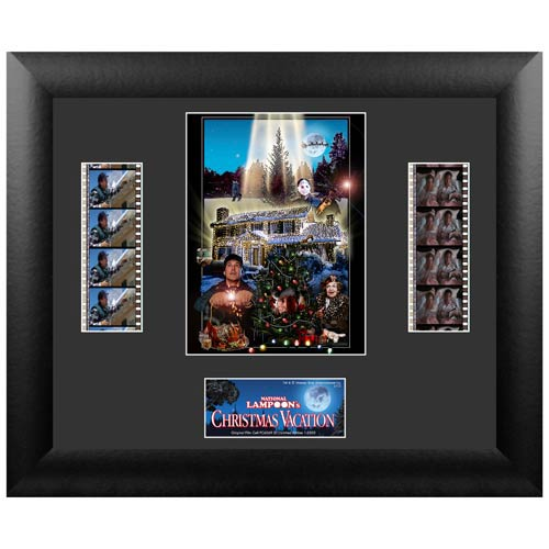 Christmas Vacation Series 1 Double Film Cell