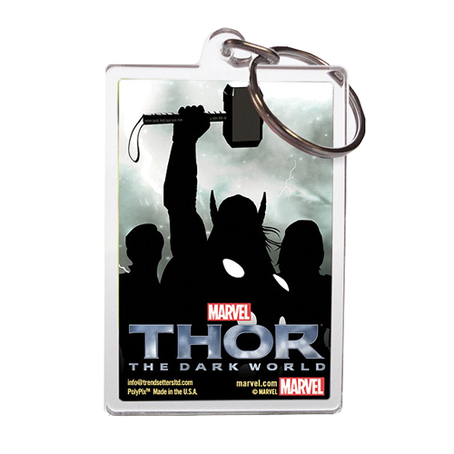 Thor The Dark World Series 2 Polypix Key Chain