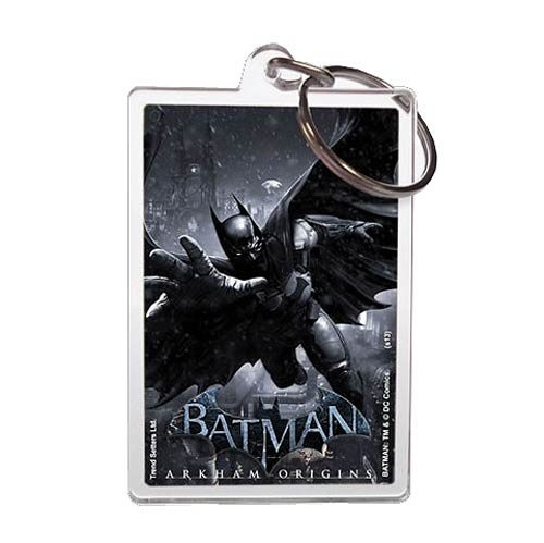 Arkham Origins Batman Series 1 Film Cell Key Chain
