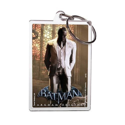 Arkham Origins Black Mask Series 2 Key Chain