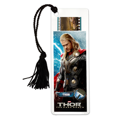 Thor The Dark World Thor Bookmark