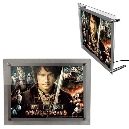 The Hobbit Trilogy Acrylic LightCell Film Cell