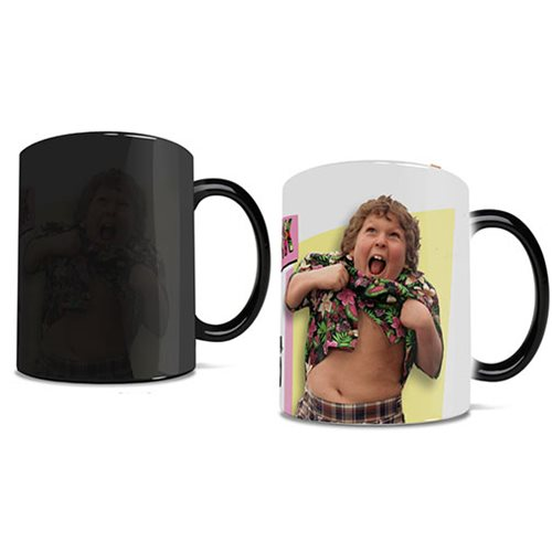 The Goonies Chunk 1980s Retro Morphing Mug