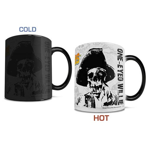 The Goonies One Eyed Willie Morphing Mug