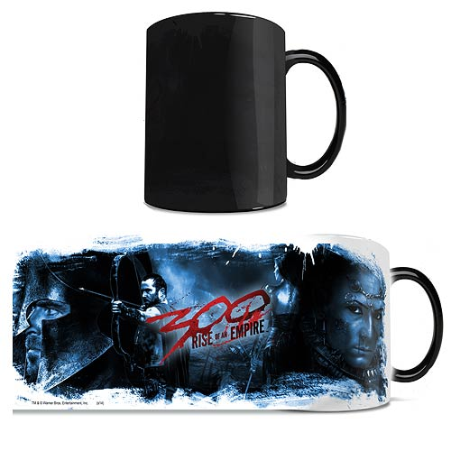 300 Rise of an Empire Morphing Mug