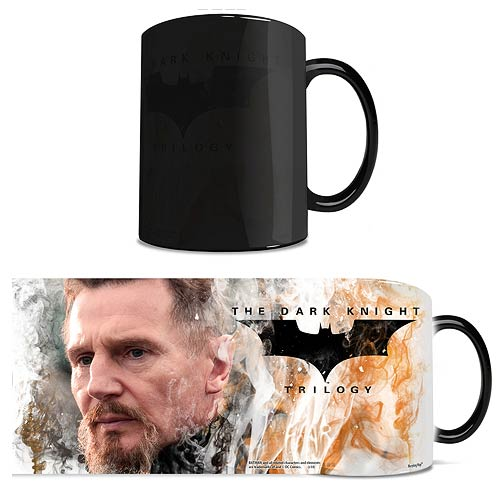 Batman Dark Knight Trilogy Ra's al Ghul Morphing Mug