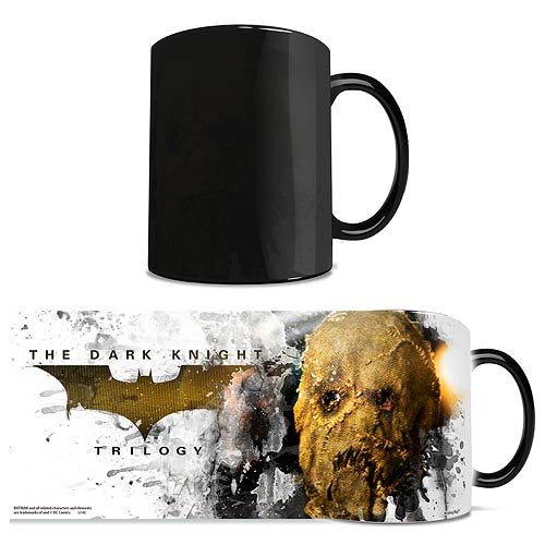Batman Dark Knight Trilogy Scarecrow Morphing Mug