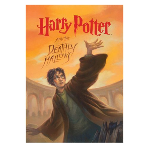 Harry Potter Deathly Hallows MightyPrint Wall Art Print