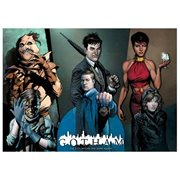 Gotham Tv Series Rogues Gallery Mightyprint Wall Art Print