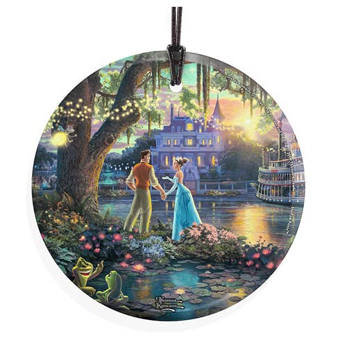 Disney Princess and the Frog StarFire Hanging Glass Print