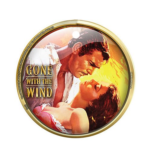 Gone with the Wind Series 1 Hanging Glass StarFire Print