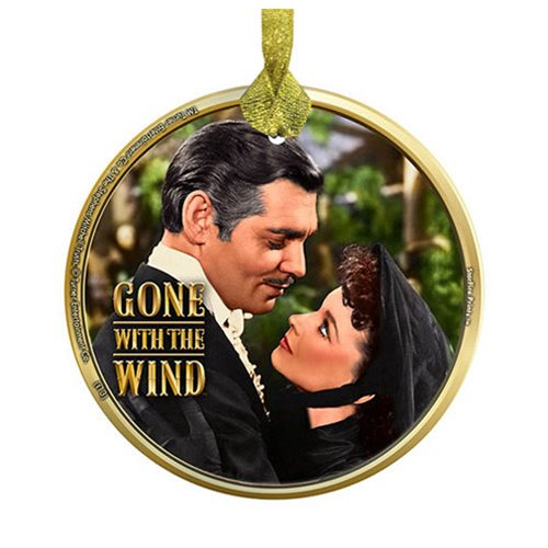 Gone with the Wind Series 4 Hanging Glass StarFire Print