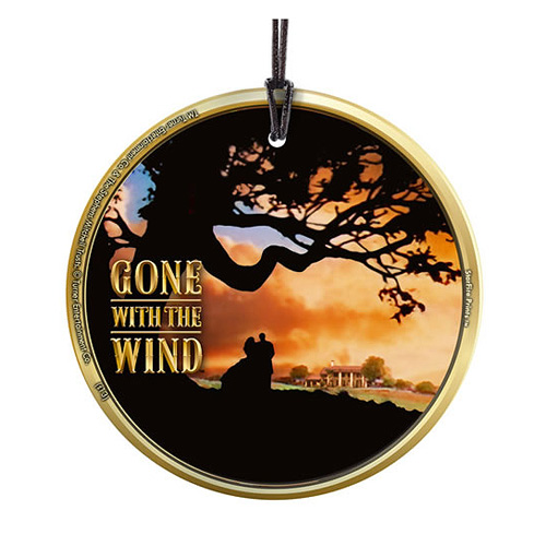 Gone with the Wind Series 5 Hanging Glass StarFire Print