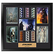 Star Wars The Empire Strikes Back Series 3 Montage Film Cell