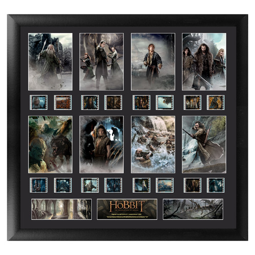 The_Hobbit_The_Desolation_of_Smaug_Series_1_Montage_Film_Cell