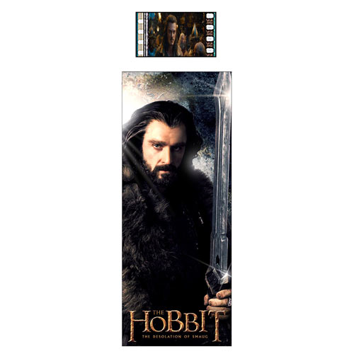 The Hobbit Desolation of Smaug Thorin Oakenshield Bookmark