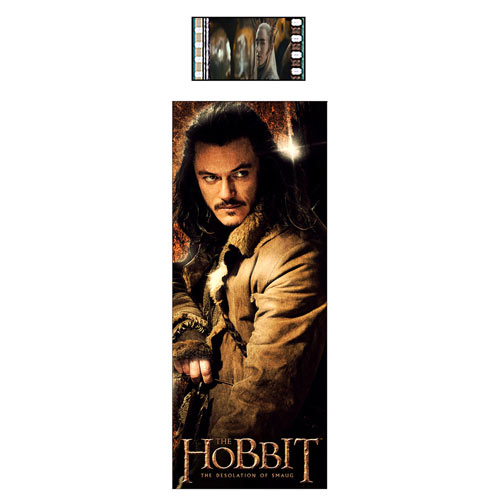 The Hobbit The Desolation of Smaug Bard the Bowman Bookmark
