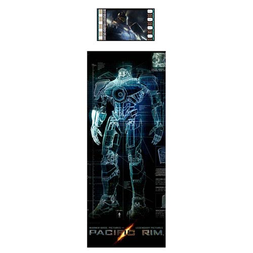 Pacific Rim Series 6 Bookmark