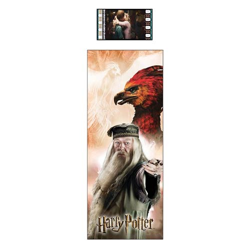 Harry Potter World of Harry Potter Ser. 3 Film Cell Bookmark