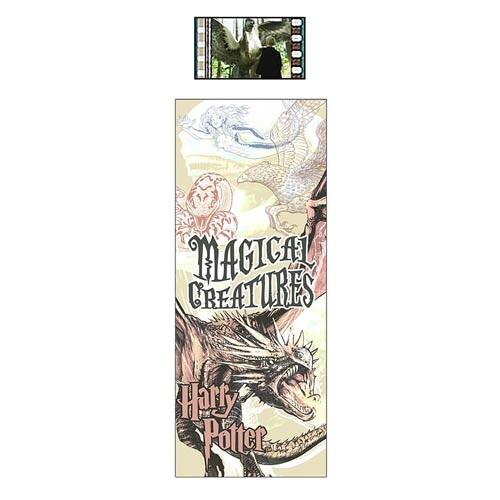 Harry Potter World of Harry Potter Ser. 4 Film Cell Bookmark